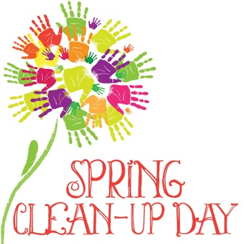 Spring Clean Up graphic